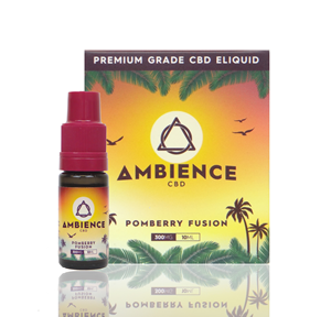 Pomberry fusion vape liquid